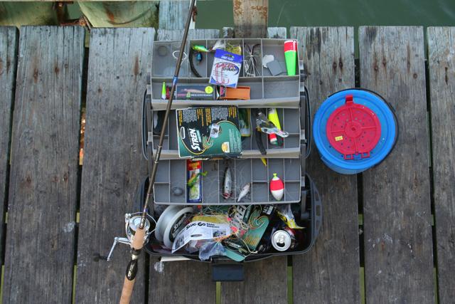 techniki łowienia