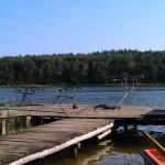 łowisko jezioro kolki
