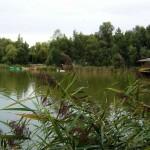 łowisko jezioro ostrowite