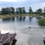Łowisko w Warninie